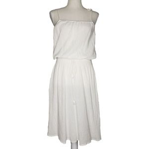 J. Crew Cotton Gauze Boho Sun Dress/ Beach Coverup